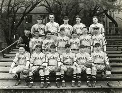 Baseball, 1942-1943
