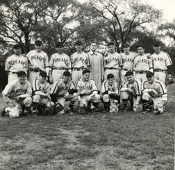 Baseball, 1945