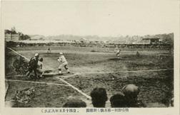 Baseball, Waseda and Keio