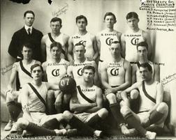 Basketball, 1907