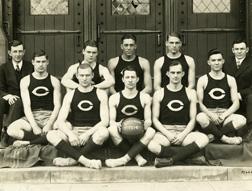 Basketball, 1914