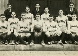 Basketball, 1916
