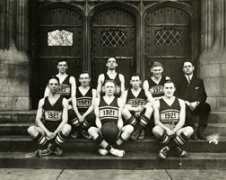 Basketball, 1918