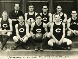 Basketball, 1922