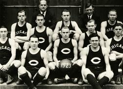 Basketball, 1923