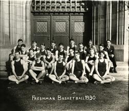 Basketball, 1930