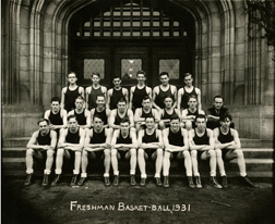 Basketball, 1931