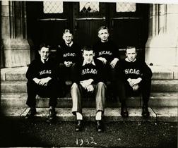Basketball, 1932