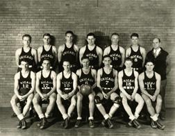 Basketball, 1934