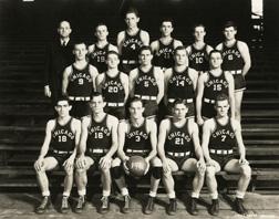 Basketball, 1941