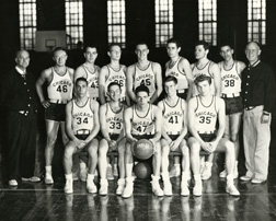 Basketball, 1951