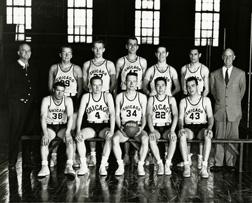 Basketball, 1952
