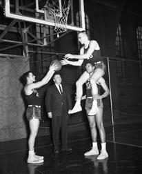 Basketball, 1958-1959