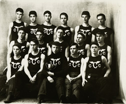 Cross-country, 1903