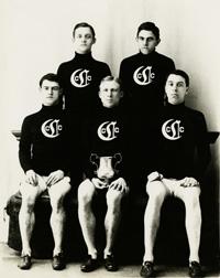 Cross-country, 1905