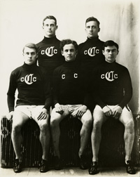 Cross-country, 1908