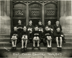 Cross-country, 1927