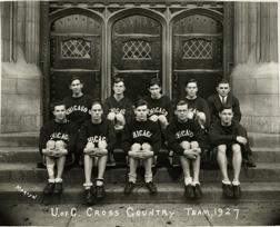 Cross-country, 1927