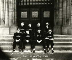 Cross-country, 1929