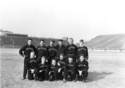 Cross-country, 1952