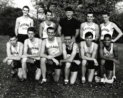 Cross-country, 1953