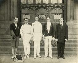 Fencing, 1912