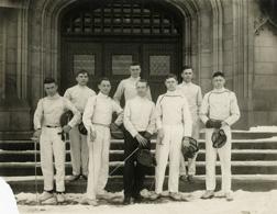 Fencing, 1913