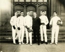Fencing, 1914