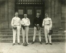 Fencing, 1915