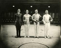 Fencing, 1922