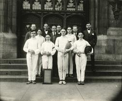 Fencing, 1924