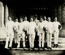 Fencing, 1932