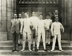 Fencing, 1934