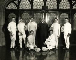 Fencing, 1935