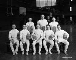 Fencing, 1937