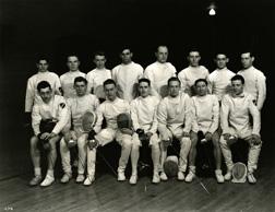 Fencing, 1938