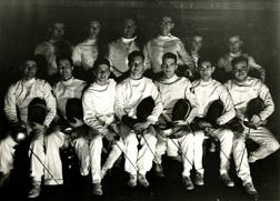 Fencing, 1947