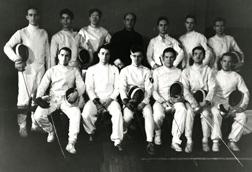 Fencing, 1948