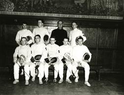 Fencing, 1949