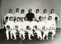 Fencing, 1950