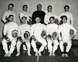 Fencing, 1951