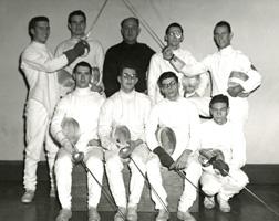 Fencing, 1955