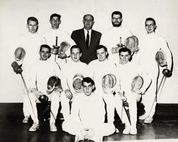 Fencing, 1957-1958