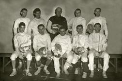 Fencing, 1961