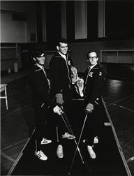 Fencing, 1968