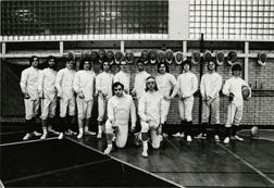 Fencing, 1972-1973