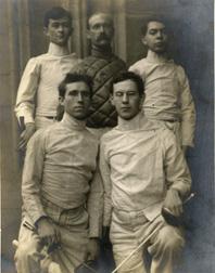Fencing, 1909-1910