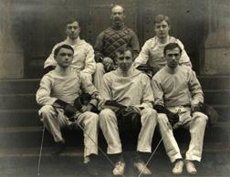 Fencing, 1910-1911