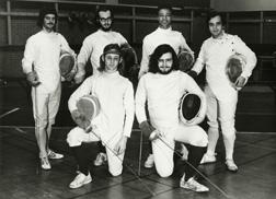 Fencing, 1973-1974
