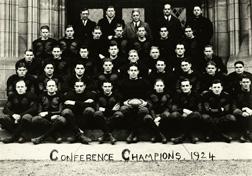 Football, 1924
